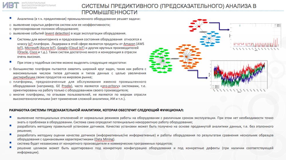 Системы предиктивного анализа развития предприятия