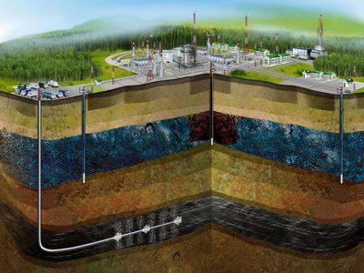 Модели поиска нефтяных месторождений